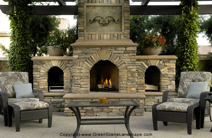 Fireplace Grill Outdoor Grill Outdoor